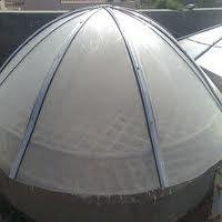 Prefabricated Domes Polycarbonate Sheets