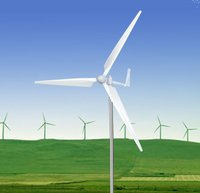 Horizontal Axis Wind Turbine Generator