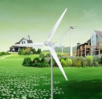 Small Wind Power Generator 600W