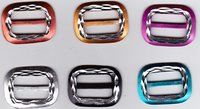 Designer Coloured Buckles