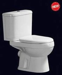 Washdown Two-Piece Toilet P-Trap