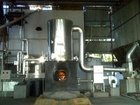 Coal / Wood Fired Steam Boiler
