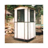 4' X 4' Upvc Cabins