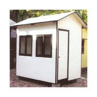 6'X4' Upvc Cabins