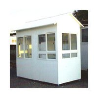 8' X 12' Upvc Cabins