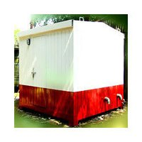 10'X10' Toilet Block