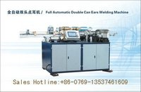 Can Cover Edge Bending Machine