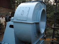 Medium pressure centrifugal fans