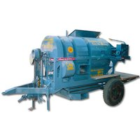 Multicrop Double Fan Cutter Thresher