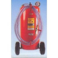 Water CO2 135 Ltr Type Fire Extinguishers