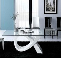 Elegant Alpha Style Dining Table