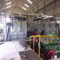 Reverberatory Melting Furnace For Recycling Aluminium