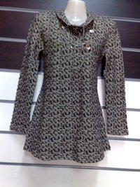 Ladies Knitted Blouse