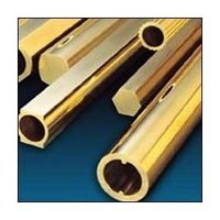 Brass Hollow Rods