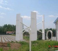 1KW Vertical Axis Wind Generator