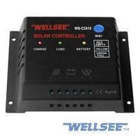 WS-C2415 Portable Solar Charger Controller