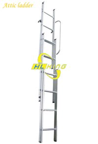 Aluminium Folding Loft Ladder