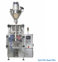 Sprint Plus Auger Filler For Powder