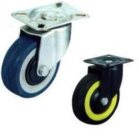 Zen Wheel Castors Double Ball Raceway Bracket