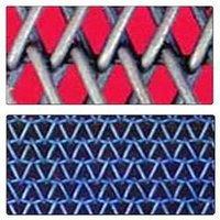 Metallic Conveyor Belt