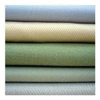 Grey (Raw Fabric) Twill Fabric