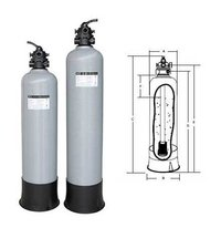 Borewell Deep Bed Sand Filter