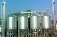 Galvanized Silo Storage System
