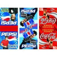 Soft Drink Product Labels