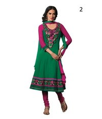 Embroidery Cotton Salwar Kameez