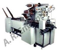 Arp-90 Double Chute Wrapping Machine