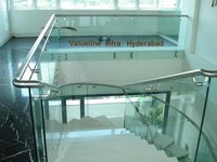 Architectural Glass Railings