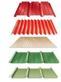 Metal Profile Polycarbonate Sheet