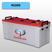 N200 Plastic Battery Box