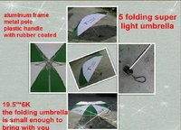Foldable Light Umbrella