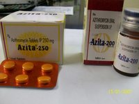 Azithromycin Tablets/Susp. (Azita)