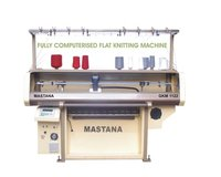 Fully Computerized Transfer And Mini Jacquard Flat Knitting Machines