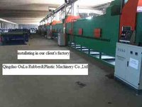 Rubber Plastic Insulation Sheet Production Lines