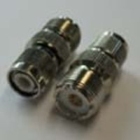 Connector TNC-Male To BNC-Female