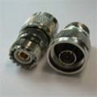 Connector N-Male To UHF Female