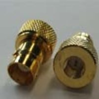 Connector BNC-Female To SMA Male