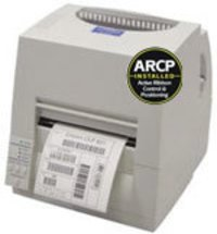 Citizen Clp 621 Barcode Label Printer