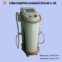 2 Handles RF IPL Hair Removal Machine