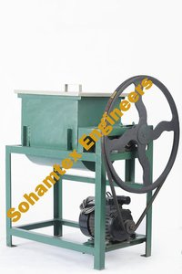 Incense Atta Mixing Machine