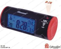 Digital Clock With Fm And Pen Stand(Dc040)