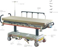 Comfy Hydraulic Stretcher Trolley (HF1970)