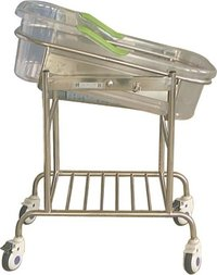 Infant Bed / Child Cot, with Plastic Moulded Crib (HF1890)