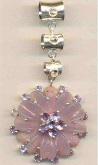 Silver Elegant Design Pendant