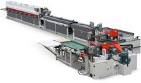 Automatic Finger Joint Line