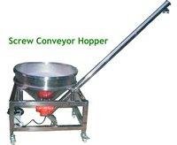 Screw Feeder With Hopper