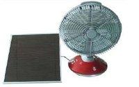 CNA501-5W-A Solar Fan and Light System